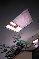 Boise Soprano Skylight Shades Window Covering Outlet