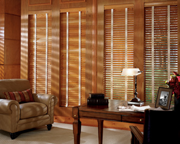 Boise Wood Horizontal Blinds Window Covering Outlet
