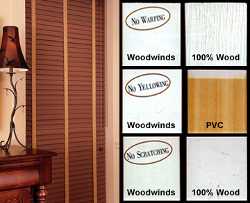 Boise Woodwinds Horizontal Blinds Window Covering Outlet