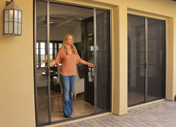 Boise Retractable Screen Doors Faq Window Covering Outlet