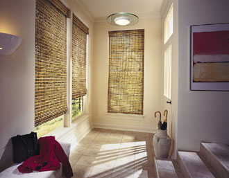 Boise Woven Wood Window Covering Outlet
